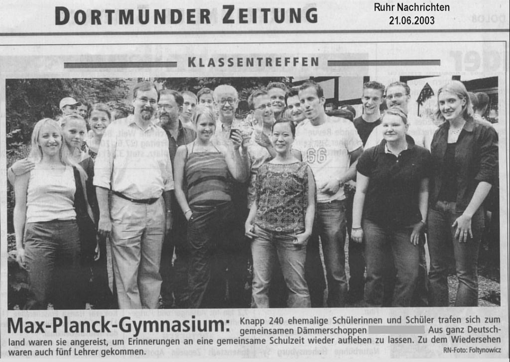 RN Bericht Sommer 2003